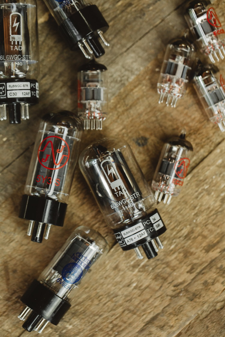 Replacement Tube Sets | Port City Amps